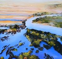 Sandy Weule - 'Flood Waters I'