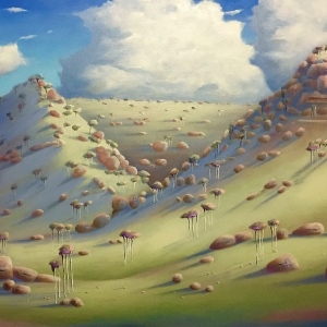 Winter Landscape, Toodyay – Shane Moad