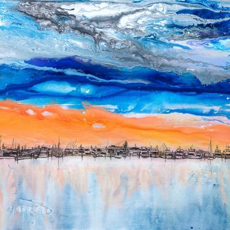 Mirella Prolongeau - 'Fremantle Boats'