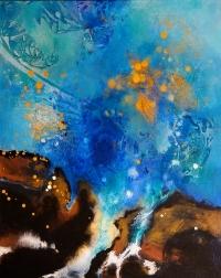 Nicola Neutze - 'The Deep Blue'