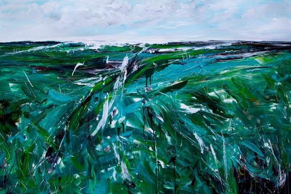 Tania Chanter - 'Ocean Pastures'
