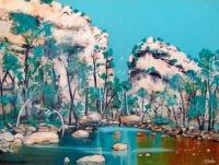 Carole Foster - 'Carnarvon Gorge At Its Best'