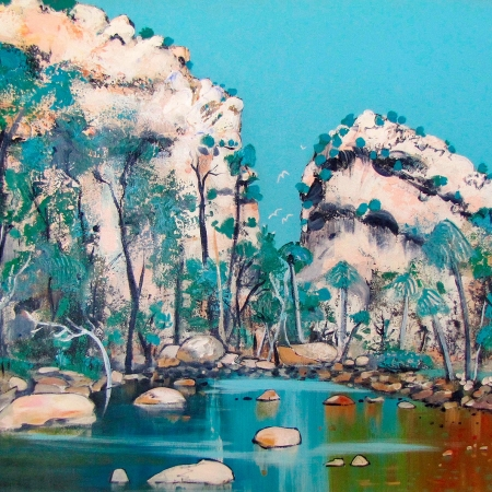 Carole Foster - 'Carnarvon Gorge At Its Best'