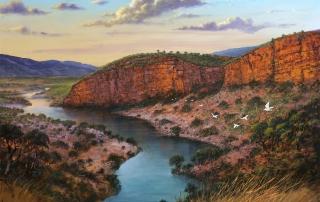 Colin Atkins - 'El Questro, Kimberley'