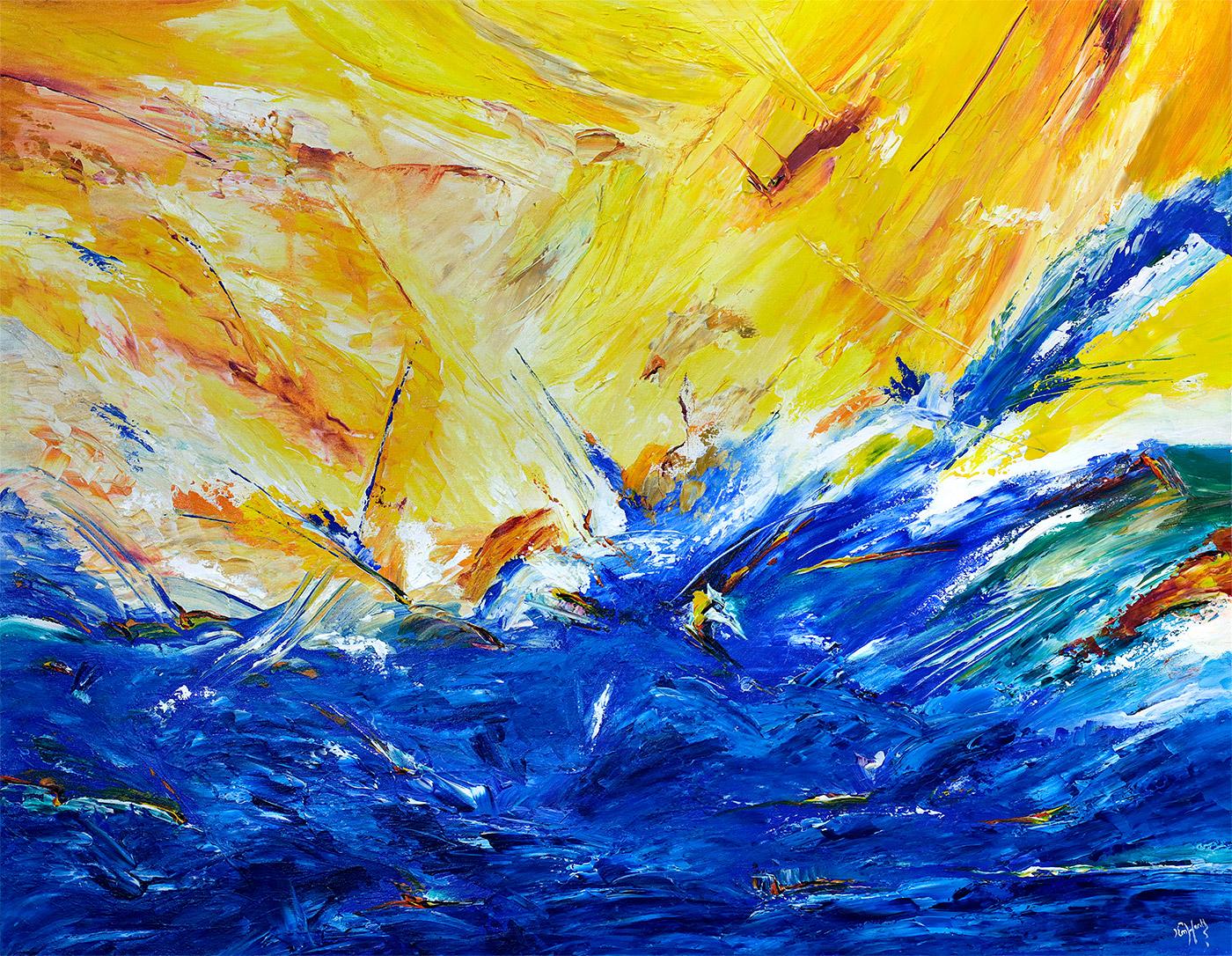 Ida Ernhardt - 'Blue Lagoon'