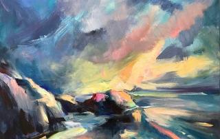 Ivana Pinaffo - 'Colourful Reflections'