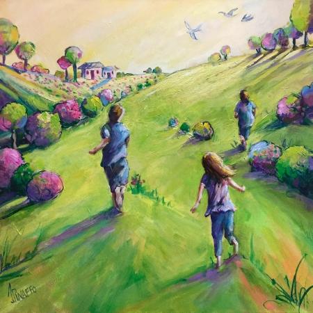 Ivana Pinaffo - 'Freedom'