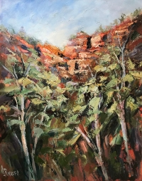 Ivana Pinaffo - 'The Outback'