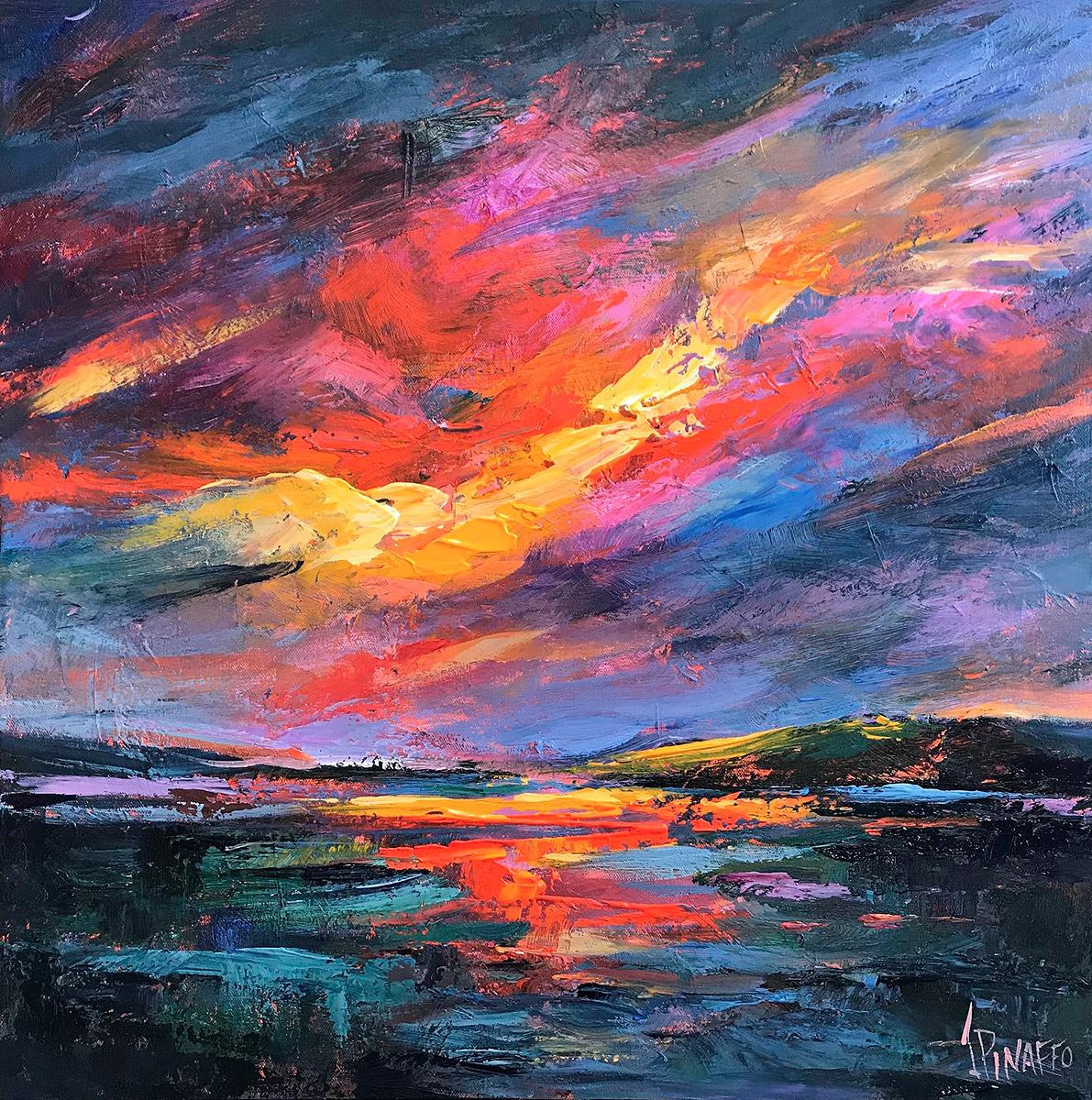 Ivana Pinaffo - 'Vibrant Ending'