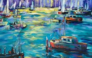 Ivana Pinaffo - 'Vibrant Williamstown'