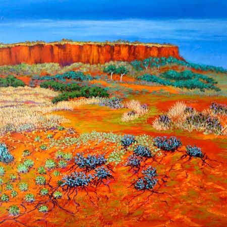 Lindy Midalia - 'Outback Vista'