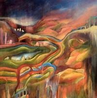 Terry Keyt - 'Fragmentation and Isolation'