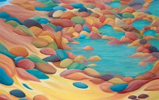 Terry Keyt - 'Tidal Jewels'
