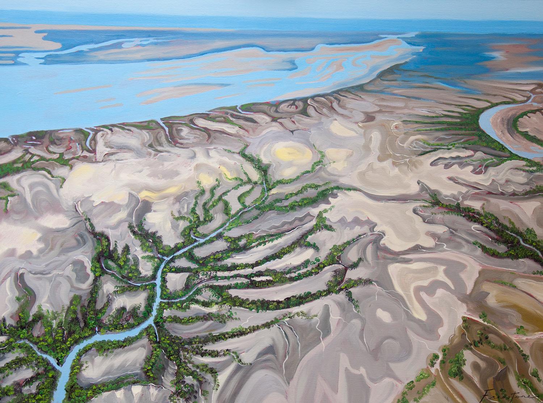 Composition II, Buccaneer Archipelago, The Kimberley