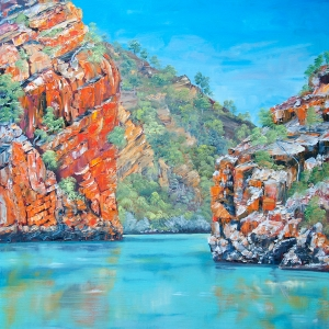 'Talbot Bay, The Kimberley' by Steve Freestone