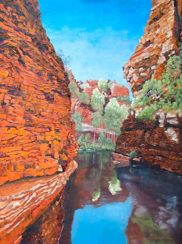 Weano Gorge II, Karijini National Park