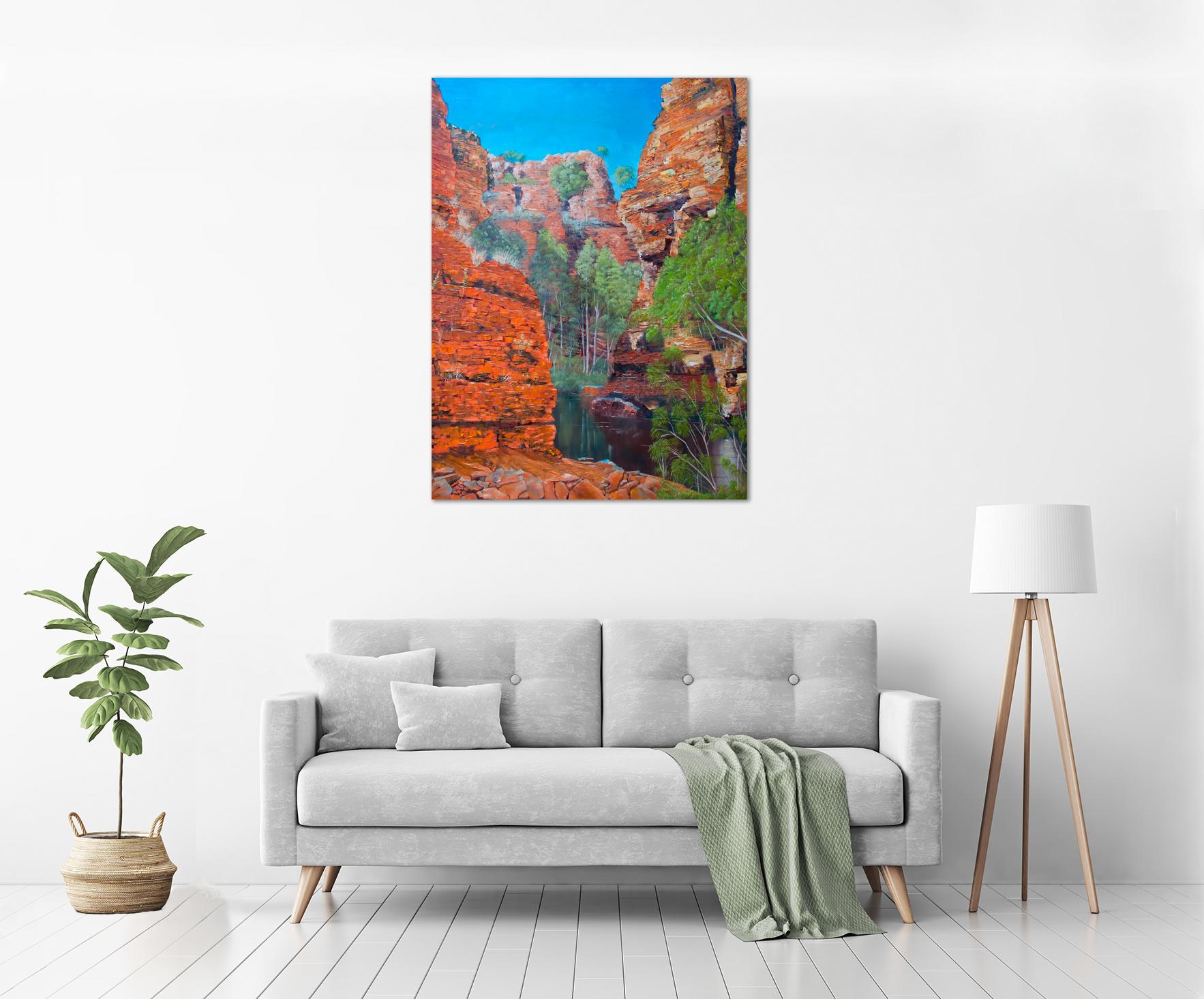 Weano Gorge III, Karijini National Park in a room