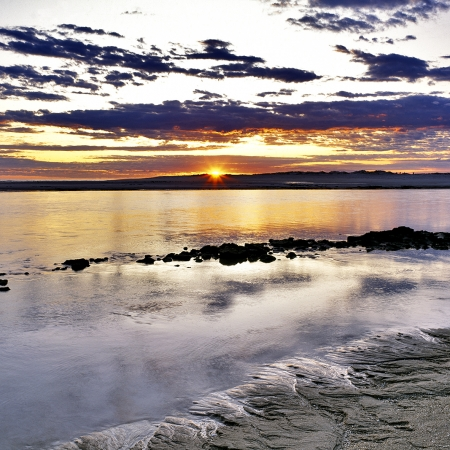 Sunrise at Hunters Creek, Cape Leveque