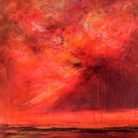 Yandina Sunset