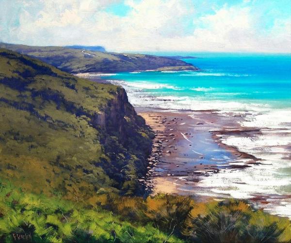Coastal Cliffs Munmorah NSW
