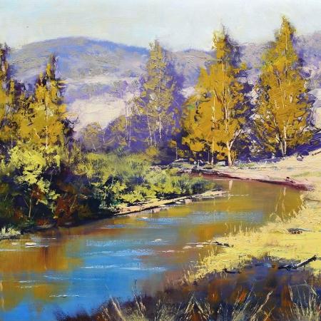 Cox's River Bend