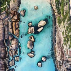Elephant Rocks by Ann Steer