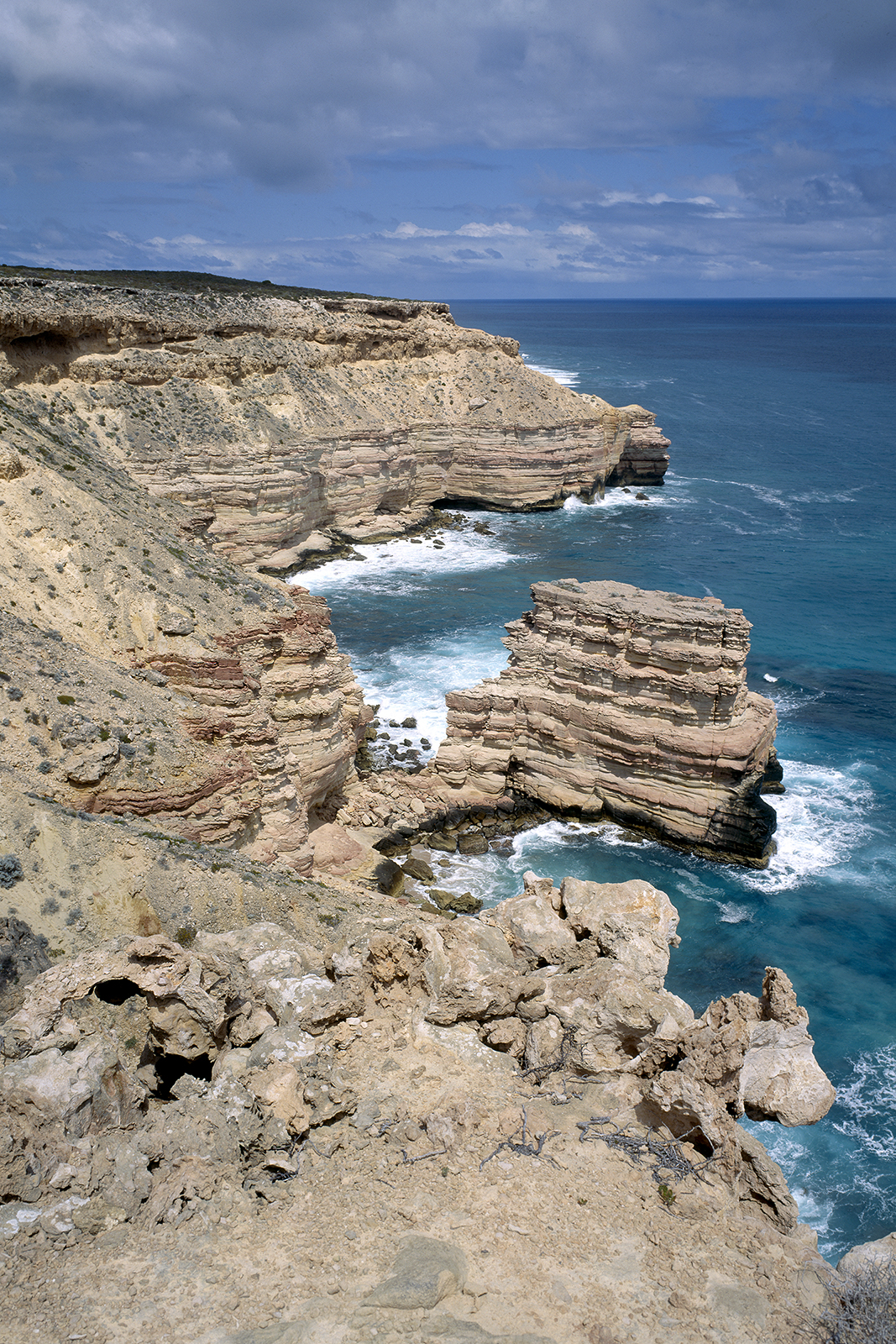 Island Rock, Kalbarri N.P.