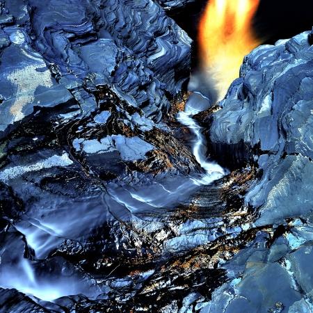 Small Waterfall, Hancock Gorge, Karijini NP