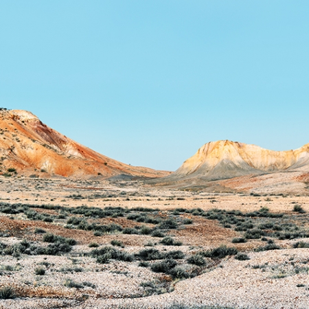 Painted Desert Panorama #2, Ackaringa SA