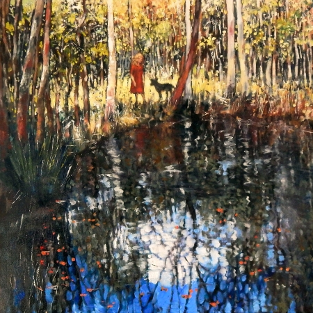 Trees Edge, Water World