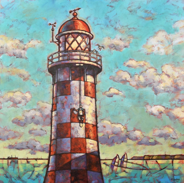 Antipodean Lighthouse Blues