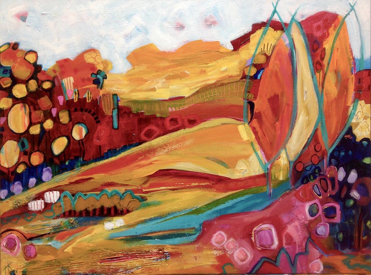 Autumn's Palette, Beechworth