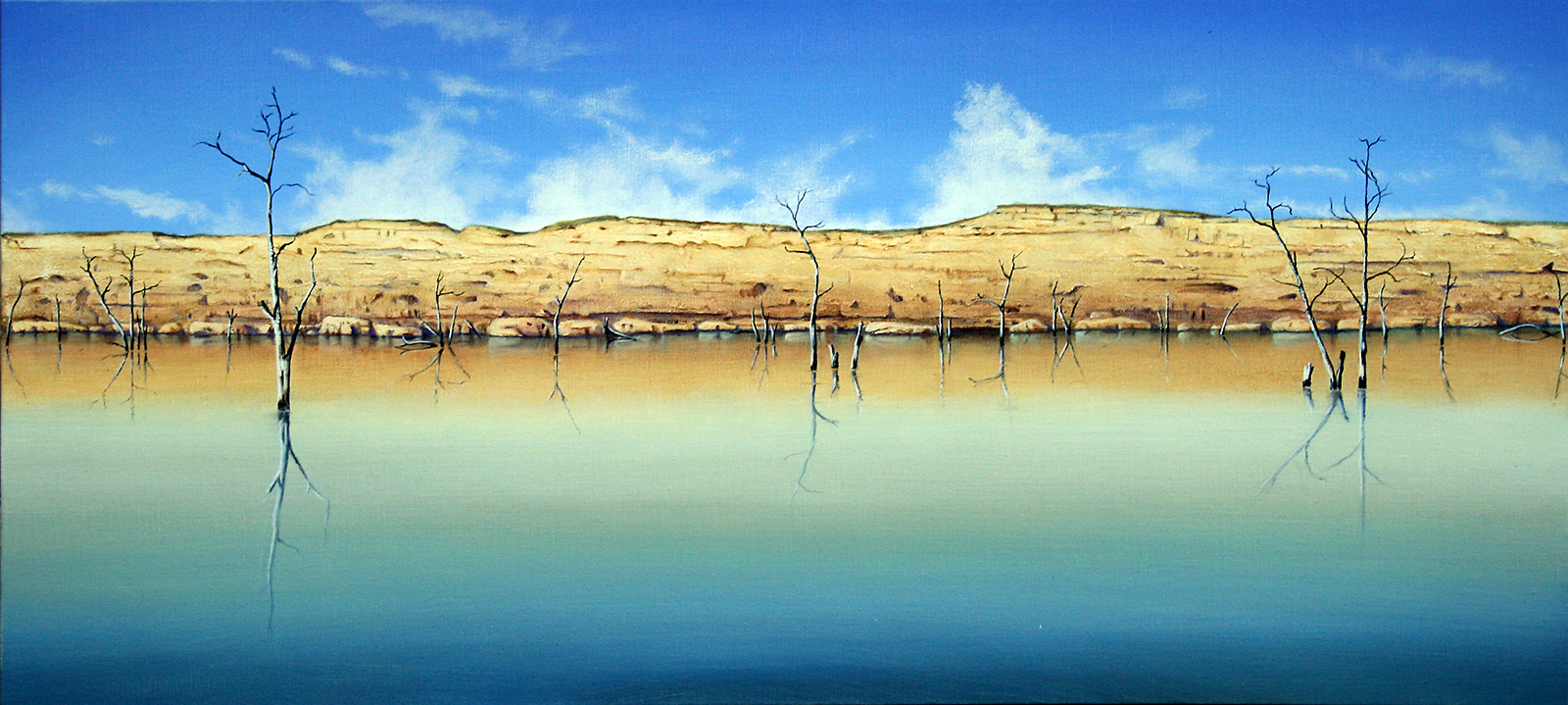 River Backwater