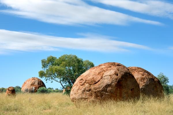 Devils Marbles #3, Central Australia