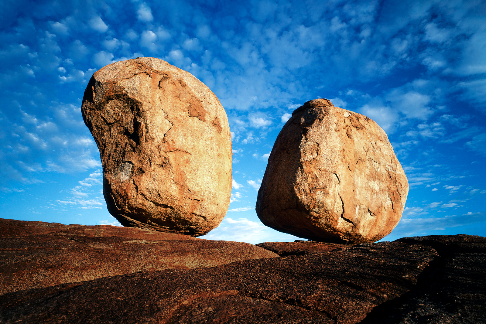 Devils Marbles #1, Central Australia
