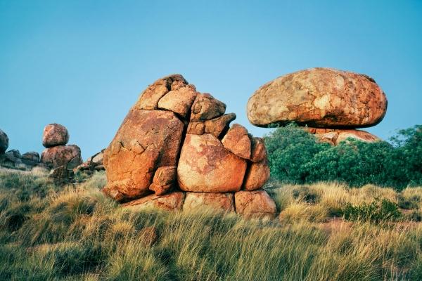 Devils Marbles #2, Central Australia