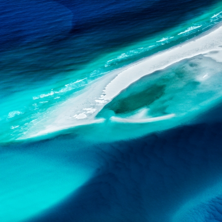 Great Barrier Reef Aerial #1