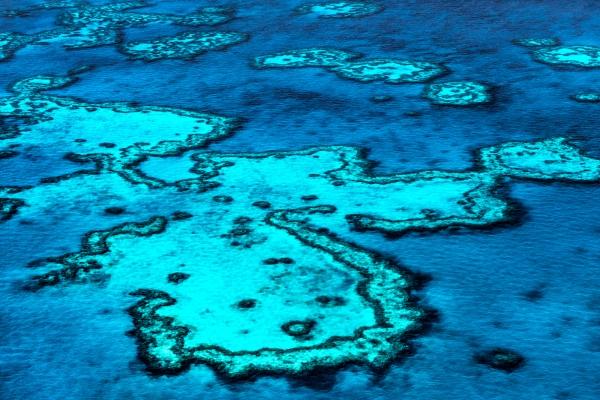 Great Barrier Reef Aerial #2