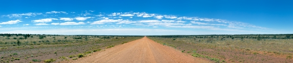 Great Central Road, Central Australia