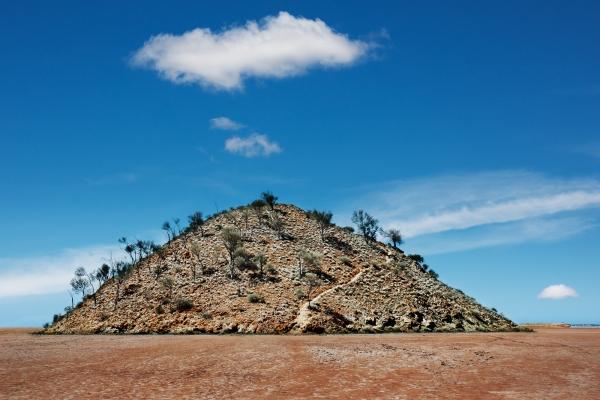 Island, Lake Ballard, Goldfields
