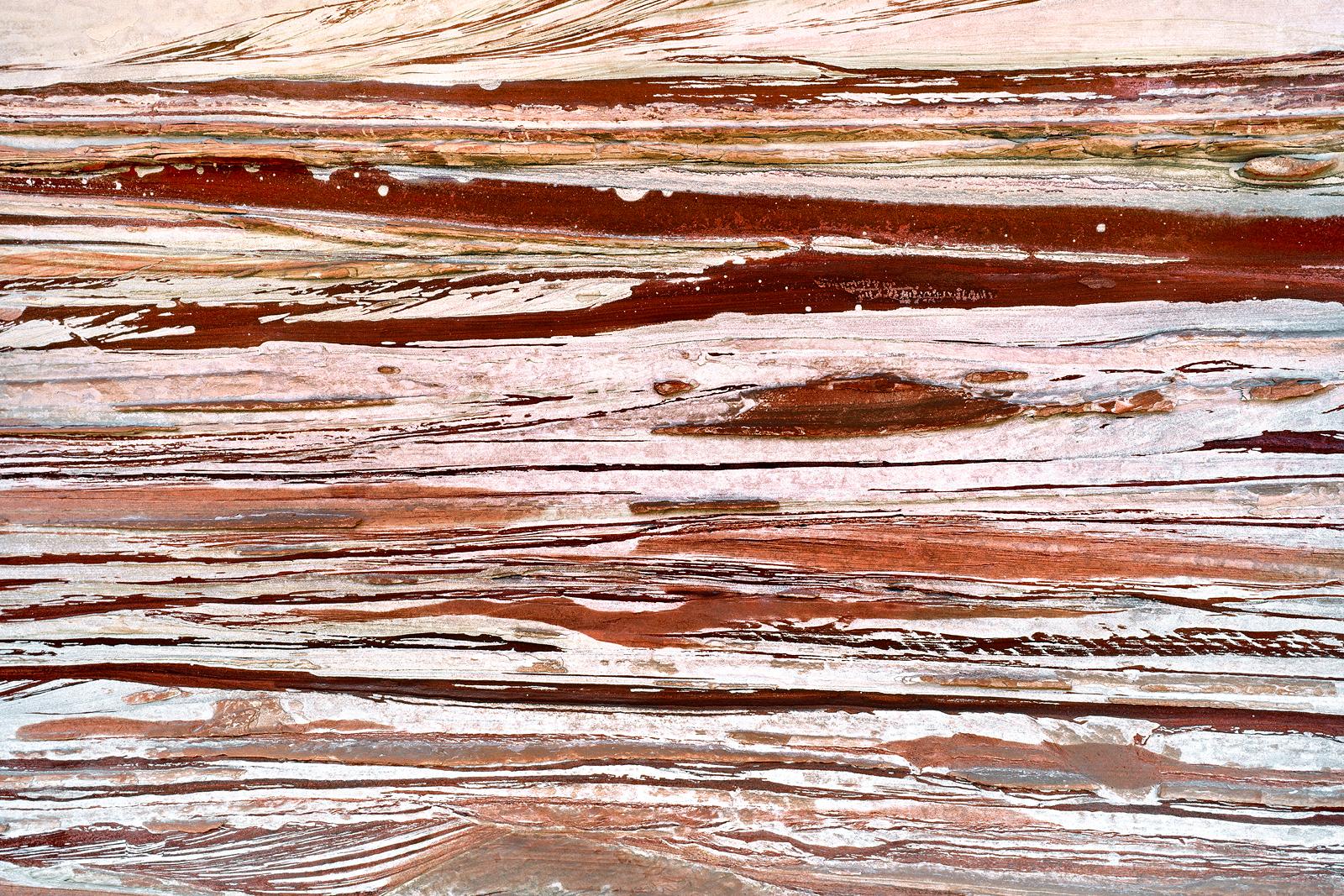 Cliff Wall Detail, Kalbarri NP