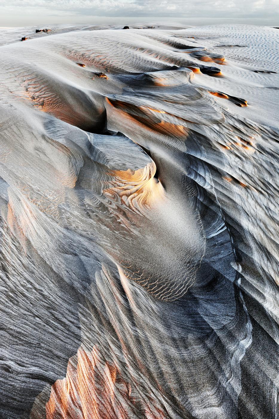 Sandscape #9, Fowlers Bay, SA