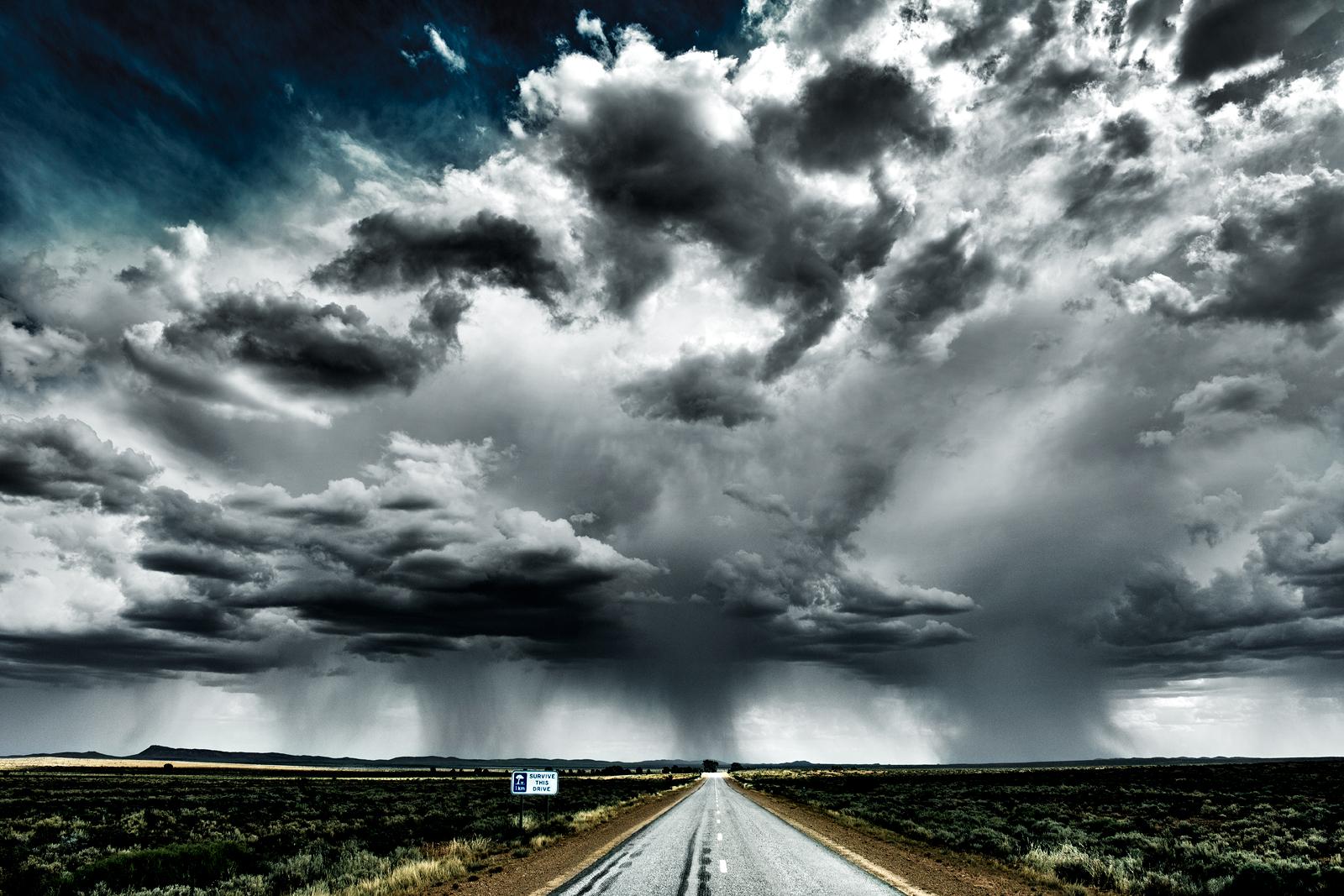 Survive This Drive, Manna Hill SA