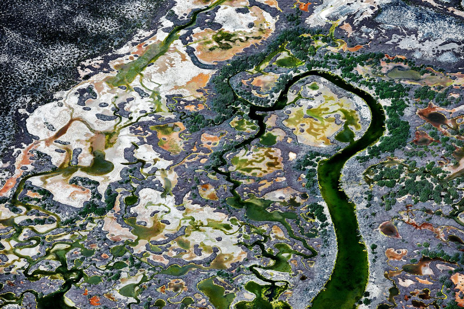 Shark Bay Aerial #19, Shark Bay WA
