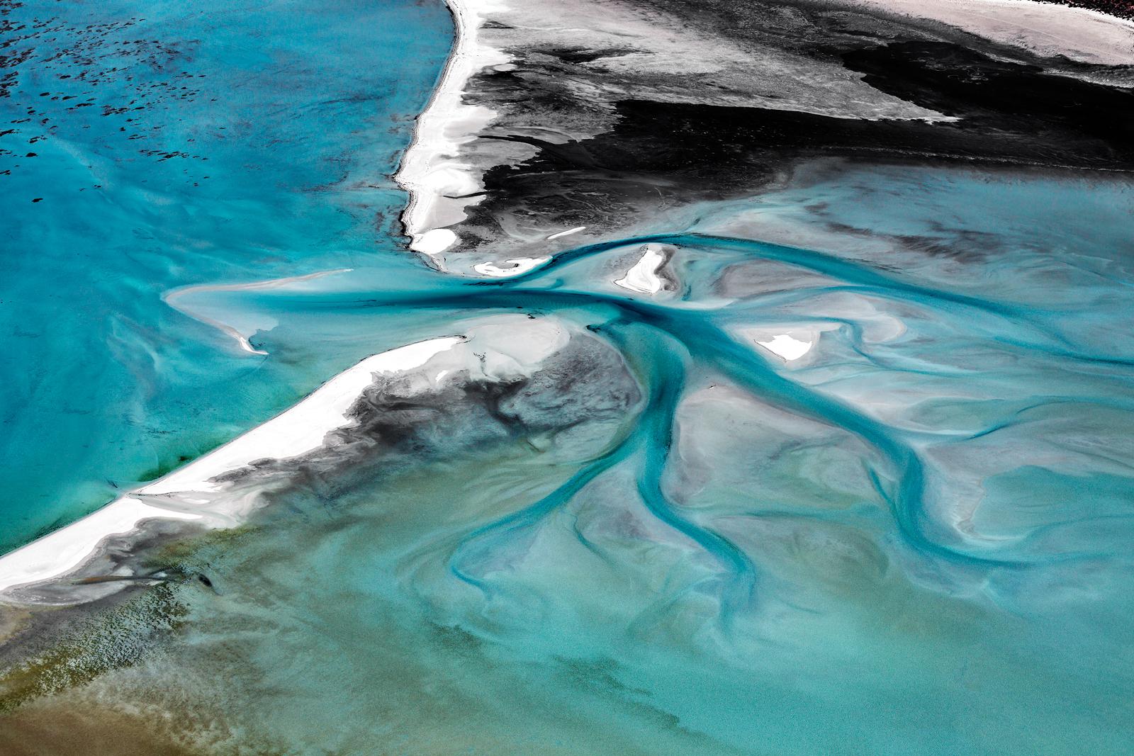 Shark Bay Aerial #20, Shark Bay WA