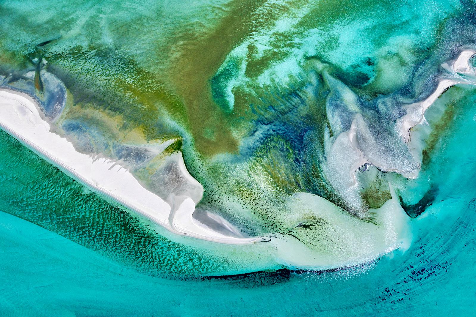 Shark Bay Aerial #21, Shark Bay WA