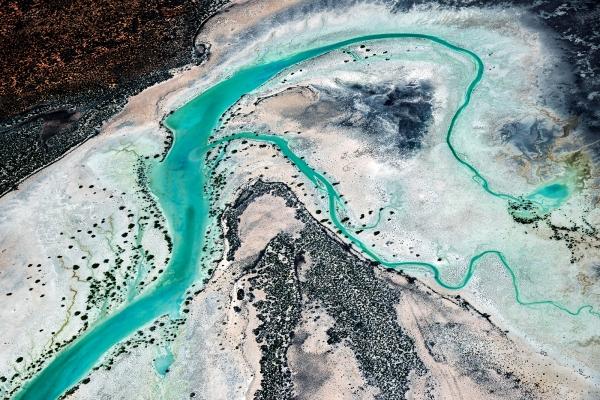 Shark Bay Aerial #32, Shark Bay WA