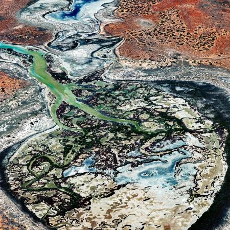 Shark Bay Aerial #37