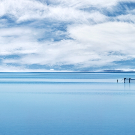 Calm Waters, Shark Bay