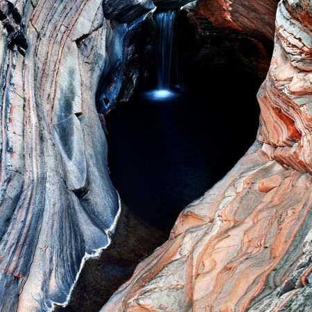 Spa Pool, Hamersley Gorge, Karijini NP